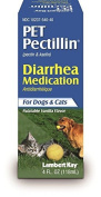 (3 Pack) Pet Pectillin Diarrhoea Medication for Dogs and Cats, 120ml Each