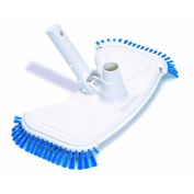 Butterfly Weighted Swimming Pool Vacuum Head with Side Brushes