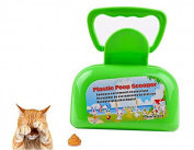 Easy Dog Poop Scooper Pet Pick up Dog Clipboard Pet Cleaning Supplies Cat Pick Up Clipboard Faeces Folder