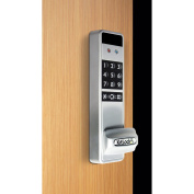 Codelocks Smart Lock 4-In-1 Electronic Cam Lock, KL1550-SG, Card Or Code Entry