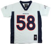 Von Miller Denver Broncos #58 NFL Youth Mid-Tier Jersey White