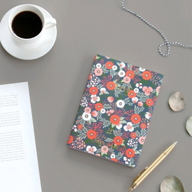 [Iconic] Blooming-2018 Lively Diary / 2018 diary / planner / schduler / organiser
