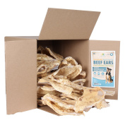 Pet's Choice Pharmaceuticals Cow Ear, Bully Stick Dusted