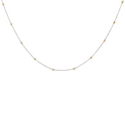 9ct Gold Trace Ball Chain