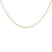 9ct Gold Tiny Belcher Chain