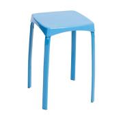 Solano Stacking Stool Blue