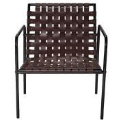 Living & Co Dakota Occasional Chair Brown