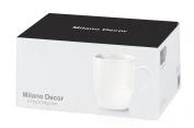 Milano Decor 6 Pcs Mug Set  - White