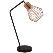 Design House Axel Table Lamp Brass