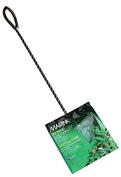 Marina 13cm Black Coarse Nylon with 41cm Handle