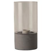 Living & Co Tera Concrete Table Lamp Grey