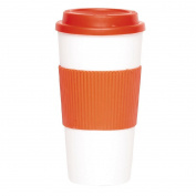 Living & Co Travel Mug Red