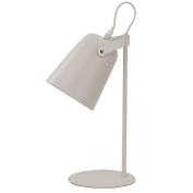 Living & Co Shae Table Lamp White