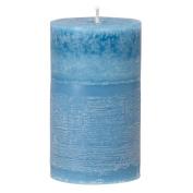 Aura Pillar Candle Aqua Paradise 6cm x 10cm