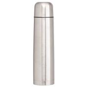 Living & Co Slimline Stainless Steel Flask 1L