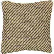Maison d'Or Limited Edition Cushion Florida Grey/Natural 43cm x 43cm