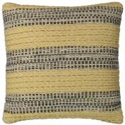 Maison d'Or Limited Edition Cushion Miami Grey/Natural 43cm x 43cm
