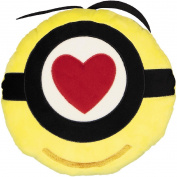 Emoji Cushion Emoji Eye Heart