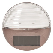 Living & Co Solar Plastic Fence Light