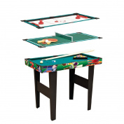 Active Intent 3-in-1 Game Table