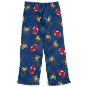 Marvel Comics Boys Spider-man Blue Pyjama Pants
