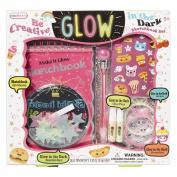 Princess Kits Be Creative Glow Sketchbook