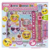 Princess Kits Secret Message Set Emoji