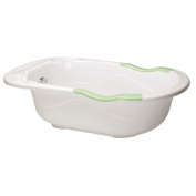 Babywise Baby Bath White Large