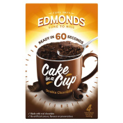 Edmonds Double Chocolate Cake In A Cup 220g