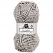 Rosie's Studio Yarn Double Knit Family Silver 50g