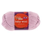Knitwise Baby Yarn Wool 4-Ply Smoky Grape 50g