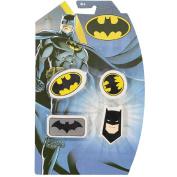 Batman DC Comics Erasers Set 4 Pack