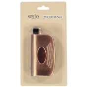Stylo Hole Punch Rose Gold