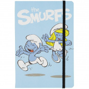 Smurfs Hardcover Notebook A5