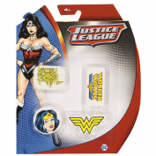 Wonder Woman DC Comics Erasers Set 4 Pack
