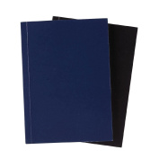 Deskwise Hardcover Notebook Assorted A6 2 Pack