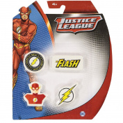 The Flash DC Comics Erasers Set 4 Pack