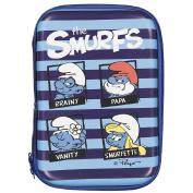 Smurfs Single Zip Neoprene Pencil Case