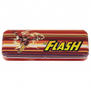 The Flash DC Comics Tin Pencil Case