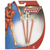 The Flash DC Comics HB Pencil with Toppers Set 3 Pack