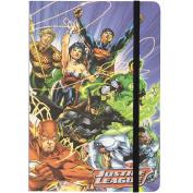 Justice League DC Comics HarDCover Notebook A5