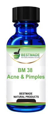 BestMade Acne & Pimples Natural Remedy (BM38)