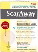 ScarAway Professional Grade Silicone Daily Discs 30 ea