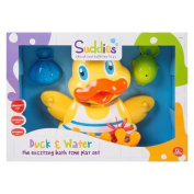 Duck & Water - The Exciting Bath Time Play Set