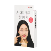 Dr Dry [DR. WONDER] Pimple Extractor Acne Extrusion Patch 60 Dots x 1 Set Trouble Care Patch Ultra Thin Circle patches
