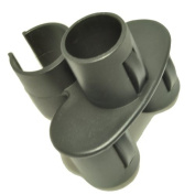 Dust Care Generic Vacuum Cleaner Wand Attachment Holder Clip