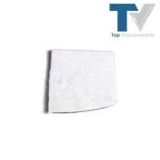 Carpet Pro CPU1T, CPU2T Vacuum Cleaner Secondary Filter 1PK // 06.147