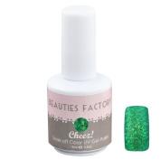 Beauties Factory Cheez Soak Off UV Gel Polish Nail