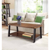 Better Homes and Gardens Mercer Coffee Table Vintage Oak finish