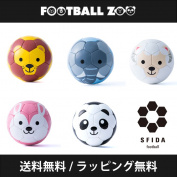 /SFIDA FOOTBALL ZOO (football zoo) baby kids mini soccer ball mini-ball 1 ball fair trade